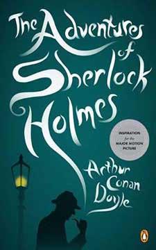 Adventures of Sherlock Holmes by Arthur Conan Doyle