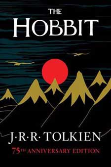 The Hobbit by J.R.R Tolkien