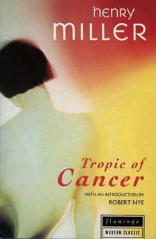 Tropic of Cancer by Henry Miller