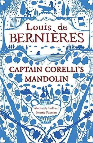 30 Essential Books About Love: Captain Corelli's Mandolin by Louis de Bernières
