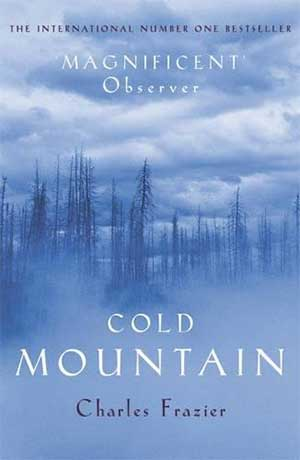 30 Essential Books About Love: Cold Mountain by Charles Frazier