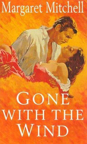 30 Essential Books About Love: Gone With the Wind by Margaret Mitchell