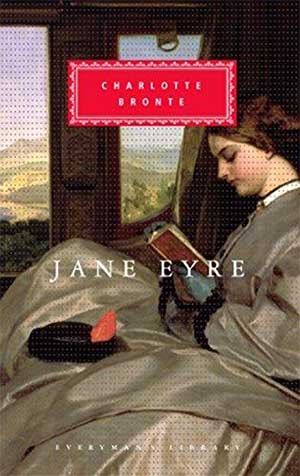 30 Essential Books About Love: Jane Eyre by Charlotte Brontë