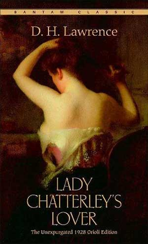 30 Essential Books About Love: Lady Chatterley's Lover by D.H. Lawrence
