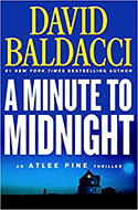Discounted copies of A Minute to Midnight by David Baldacci