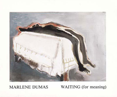 Waiting (for meaning)