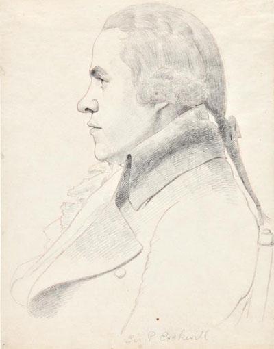 Portrait Art: Samuel Pepys