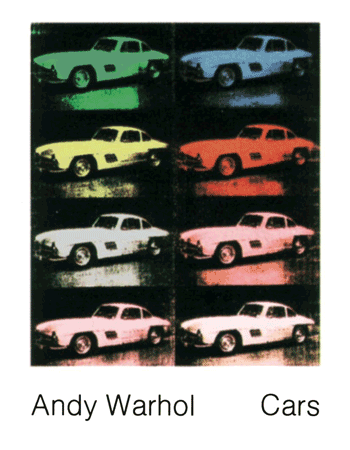 Coupe by Andy Warhol