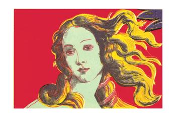Venus by Andy Warhol