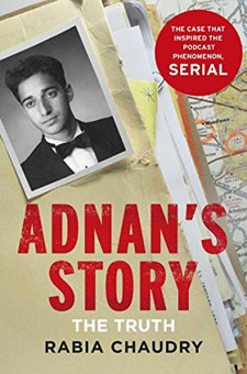Adnan's Story by Rabia Chaudry