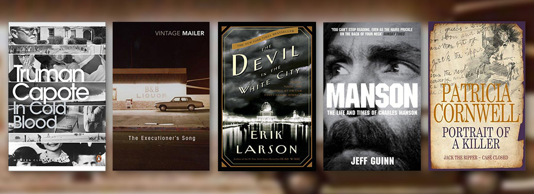 50 Essential True Crime Books