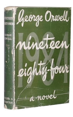 1984 First Edition - Green