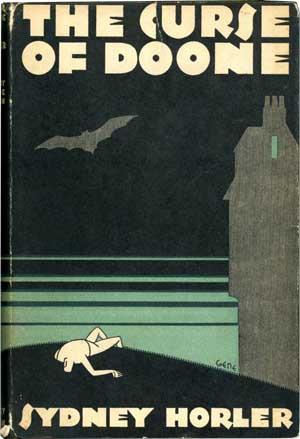 The Curse of Doone by Sydney Horler