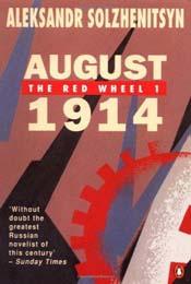 August 1914 by Aleksandr Solzhenitsyn