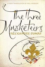 The Three Muskateers by Alexandre Dumas