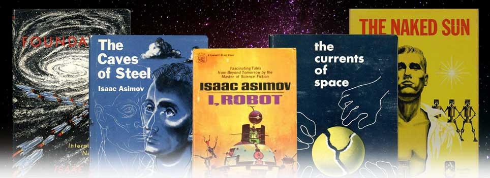 Collectible Isaac Asimov Books