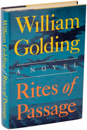 Rites of Passage by William Golding