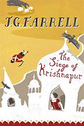 The Siege of Krishnapur by J.G. Farrell