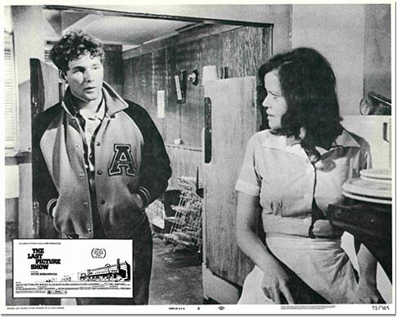 Lobby Card: The Last Picture Show