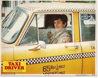 Lobby Card: Taxi Driver