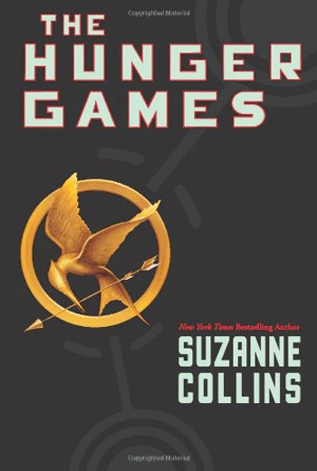 Katniss Everdeen from The Hunger Games series by Suzanne Collins