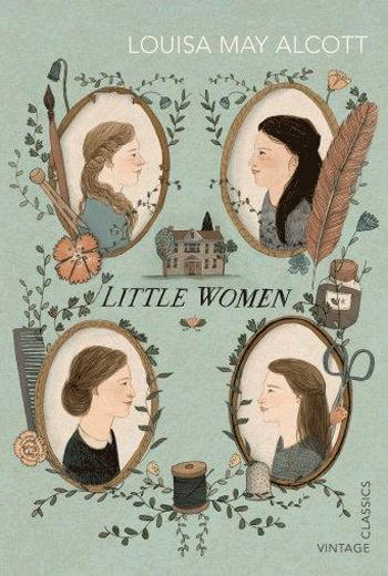 Jo March from Little Women by Louisa May Alcott