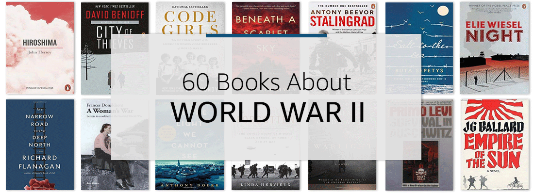 60 Books About World War II