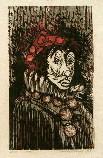 Clown by David Stearns