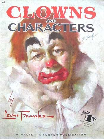 Clowns and Characters by Leon Franks