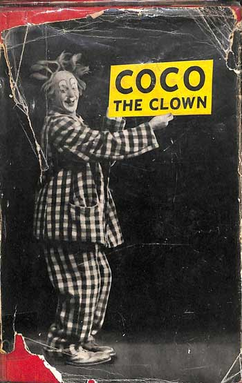 Coco the Clown by Nicolai Poliakoff