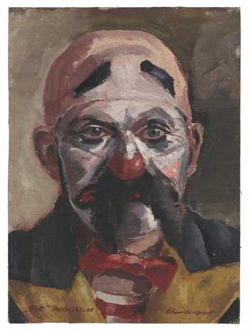 Pott the Clown by Hans-Erich Schmidt-Uphoff