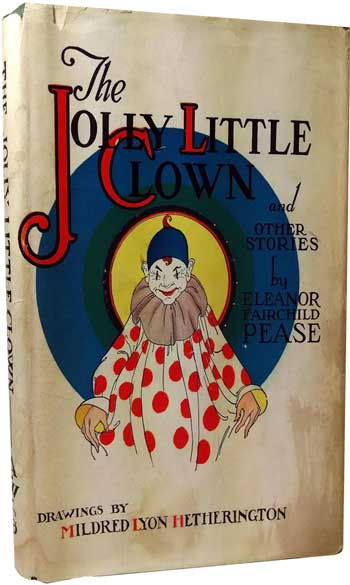 The Jolly Little Clown and Other Stories by Eleanor Pease