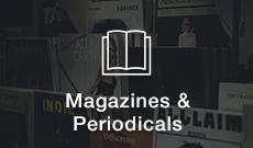Shop Magazines & Periodicals