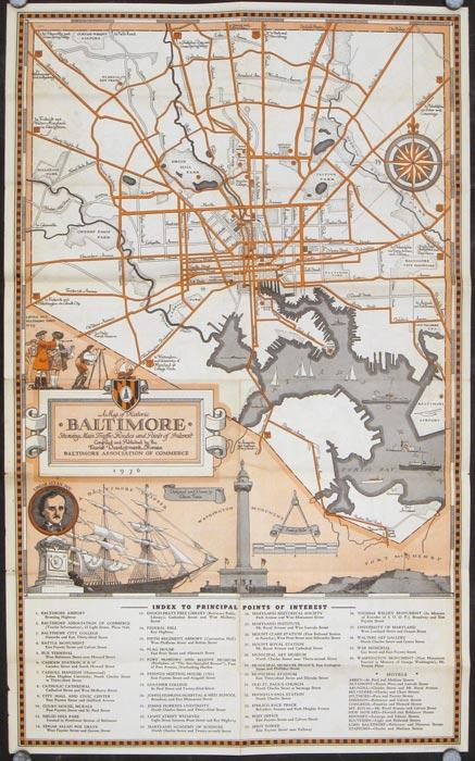 Historic Baltimore and Maryland