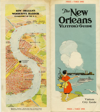 The New Orleans Visitor's Guide