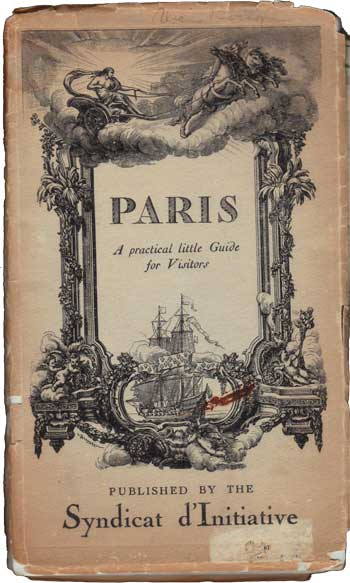 Paris - A practical little Guide for Visitors
