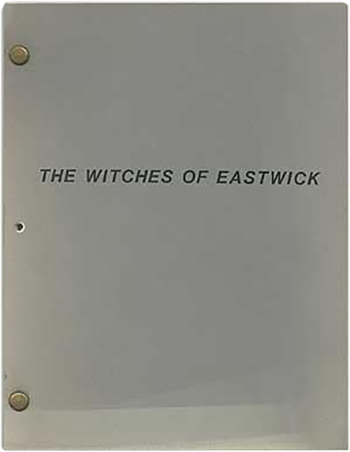 Screenplay: The Witches of Eastwick