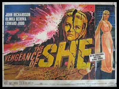 The Vengence of She - 1968