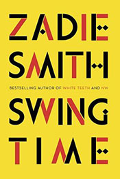 Swing Time, signed by Zadie Smith
