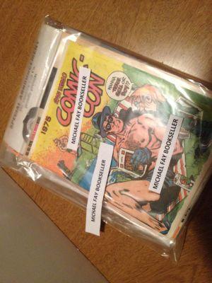 Kataloge der San Diego Comic Con