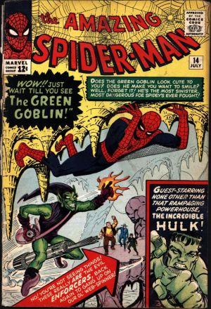 The Amazing Spider-Man No.14 - Erster Auftritt des Green Goblin