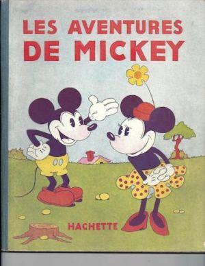 Erst frz. Ausgabe eines Disney-Buchs