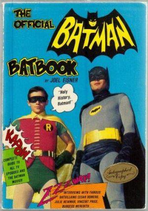 Offizielles Buch zur Batman-Serie – von den Hauptdarstellern signiert
