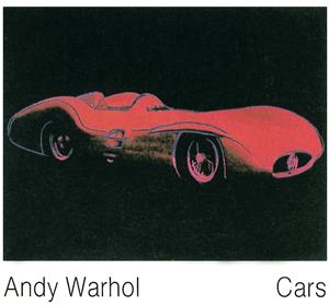 Andy Warhol obras: Fórmula 1