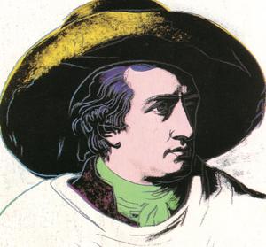 Andy Warhol Goethe