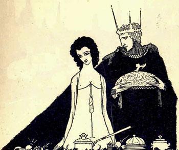 Englische Ausgabe von H.C. Andersens Märchen