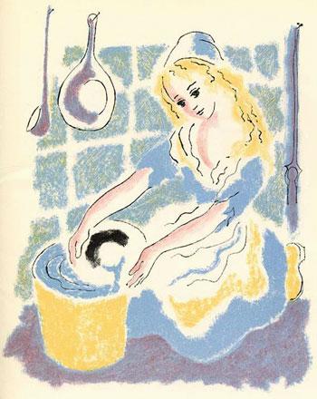 Englische Ausgabe von Cinderella