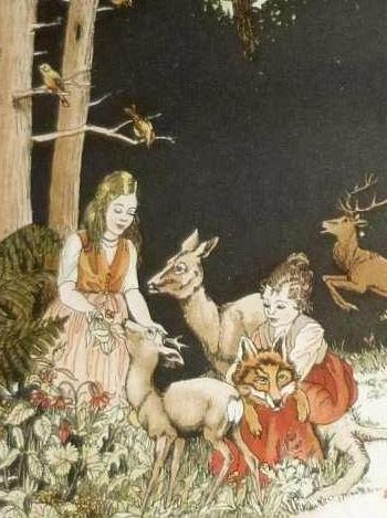 Kinder- und Haus-Märchen