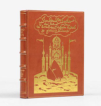 Sinbad the Sailor and Other Stories from the Arabian Nights