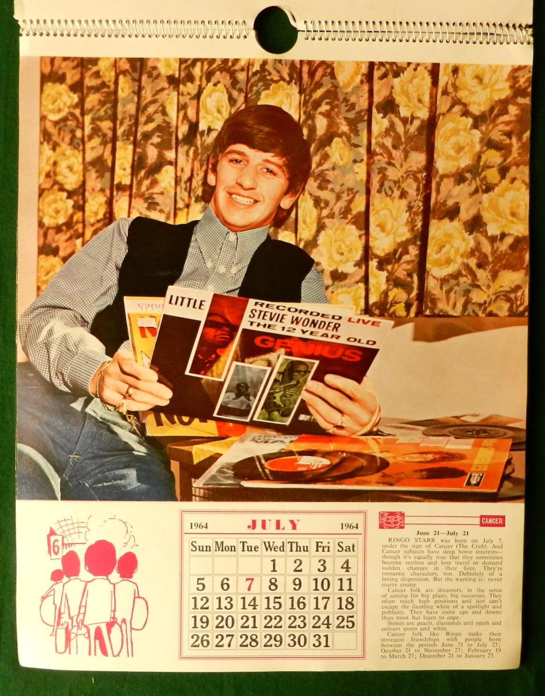 Kalendar für 1964